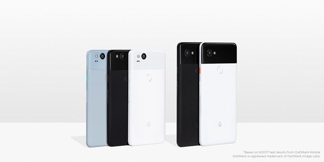 Pixel 2 and 2 XL were premium priced, poor sellers