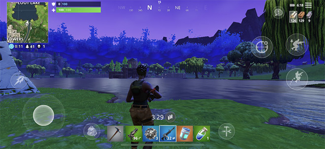 Fortnite Battle Royale is one of the most recent exclusive games that's been selling iOS devices