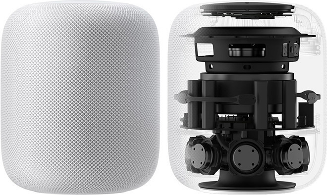 Bloomberg  selectively reported an order cut for HomePod without mentioning that multiple suppliers were building HomePods.