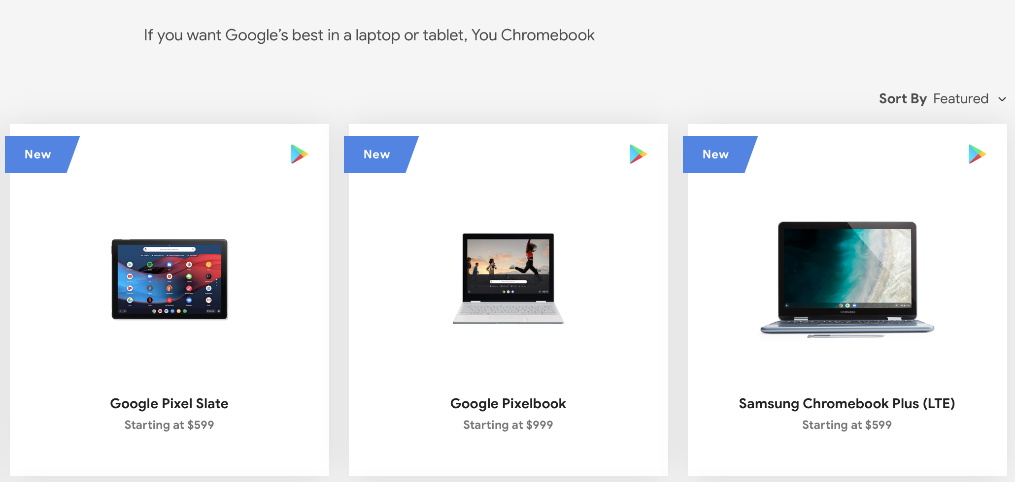 "Pretty clearly, nobody wants ""Google's best in a laptop or tablet"""
