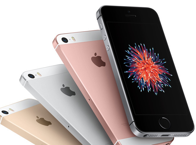 iPhone SE had fans, but never drove a large percentage of Apple's sales