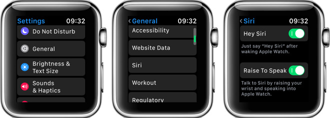 watchOS 5 introduced even more fluid access to Siri