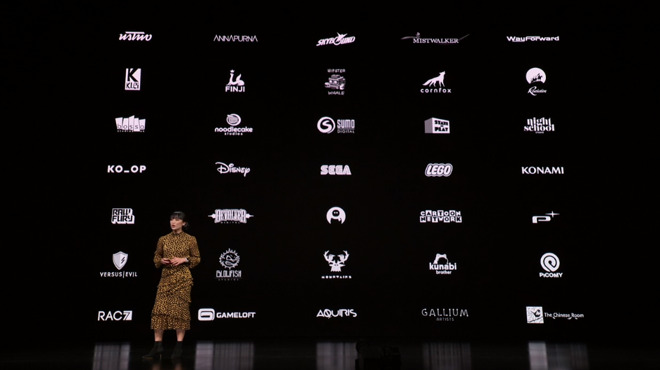 Apple has lined up a diverse set of developers behind Apple Arcade