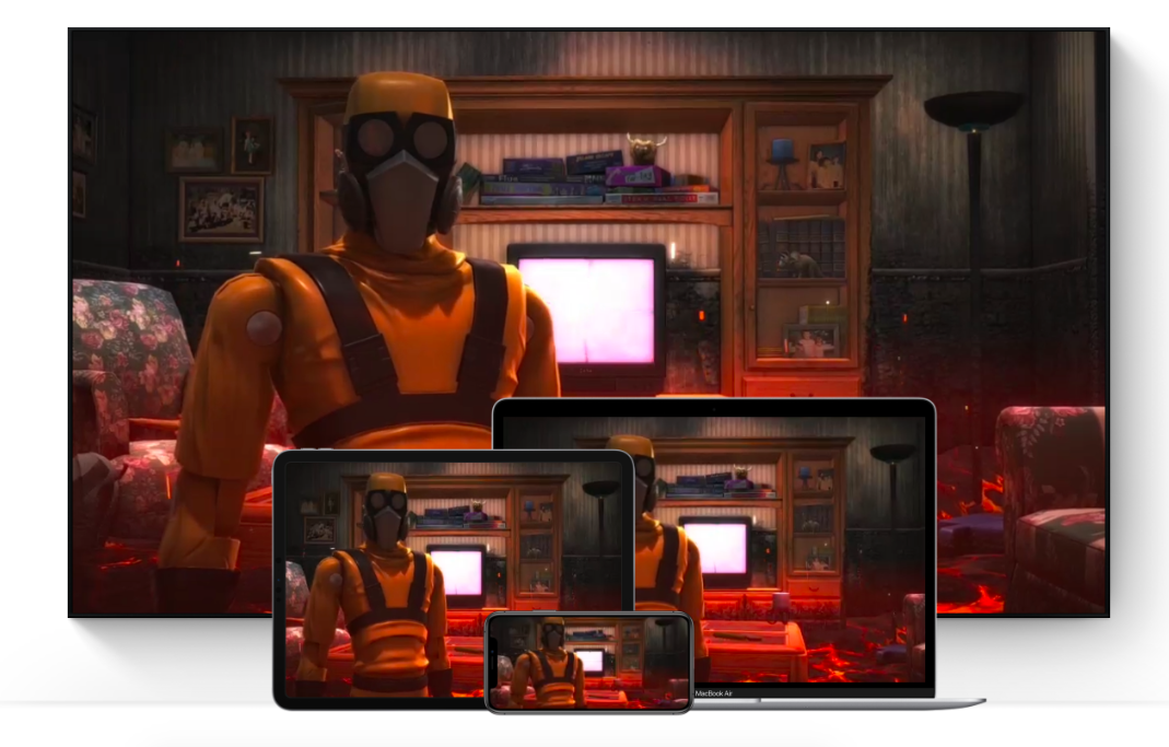 Arcade bridges Apple's platforms