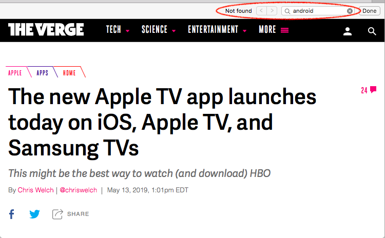 No mention of Android or Tizen, as if nobody cares.