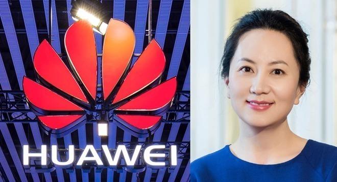 Huawei CFO Wanzhou Meng has Apple fever.