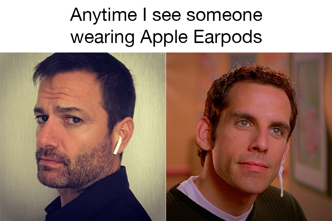 I became a  meme  for flexing AirPods. Their emotionally resonating nature is achieving an authenticity that conventional marketing can't acquire.