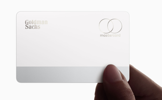 Rather than try to retain compatibility with old mag stripe readers, Apple built an NFC-only system for iOS with an archaic card to serve as a legacy shim.