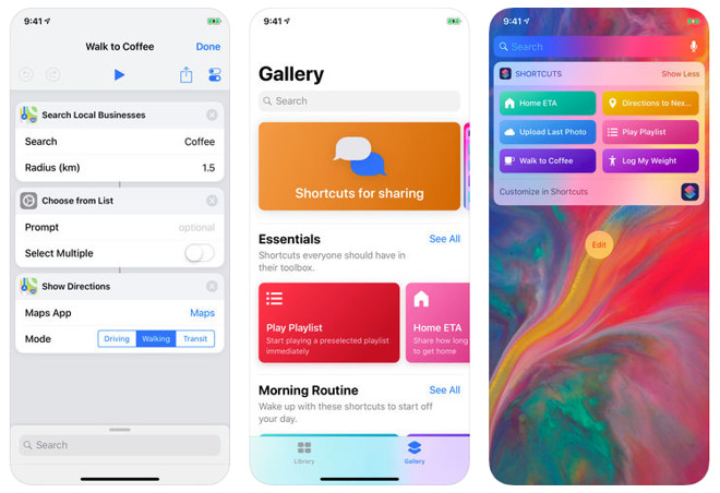 Siri Shortcuts bring a new layer of valuable functionality to voice.