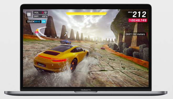 Catalyst will bring iPad games to the Mac with native Metal graphics