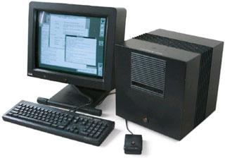 NeXT's proprietary, integrated workstations were the norm in the 80s.