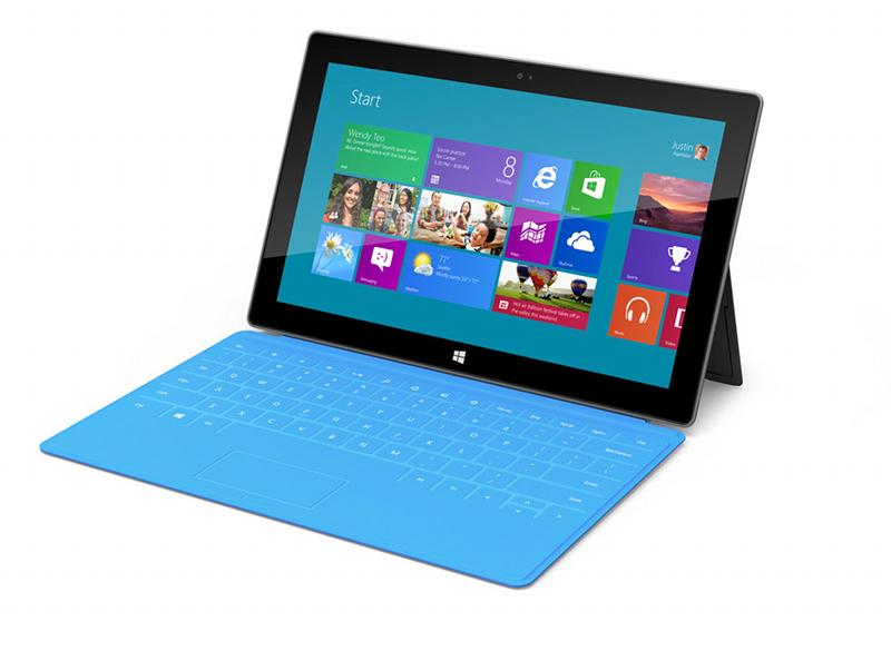 Microsoft's ARM-based Surface RT couldn't run Windows PC software