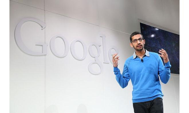 """Google CEO Sundar Pichai can't sell Pixel, let alone Apple's """"value and ecosystem"""""""