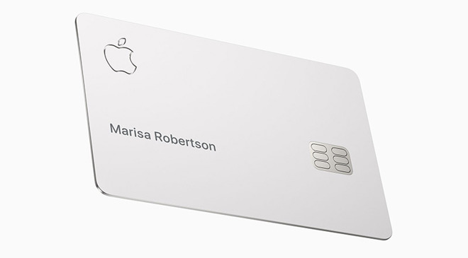 Apple Card required R&D to deliver