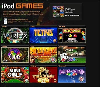 iPod Games quietly paved a foundation for the App Store