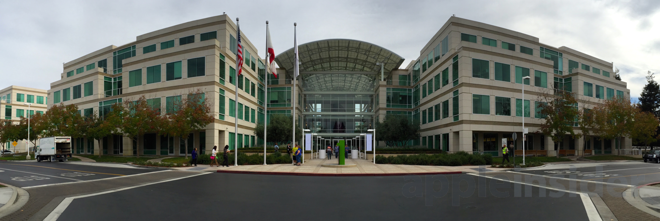 In 2014, Apple began inviting outsiders into WWDC and inside its campus for media events