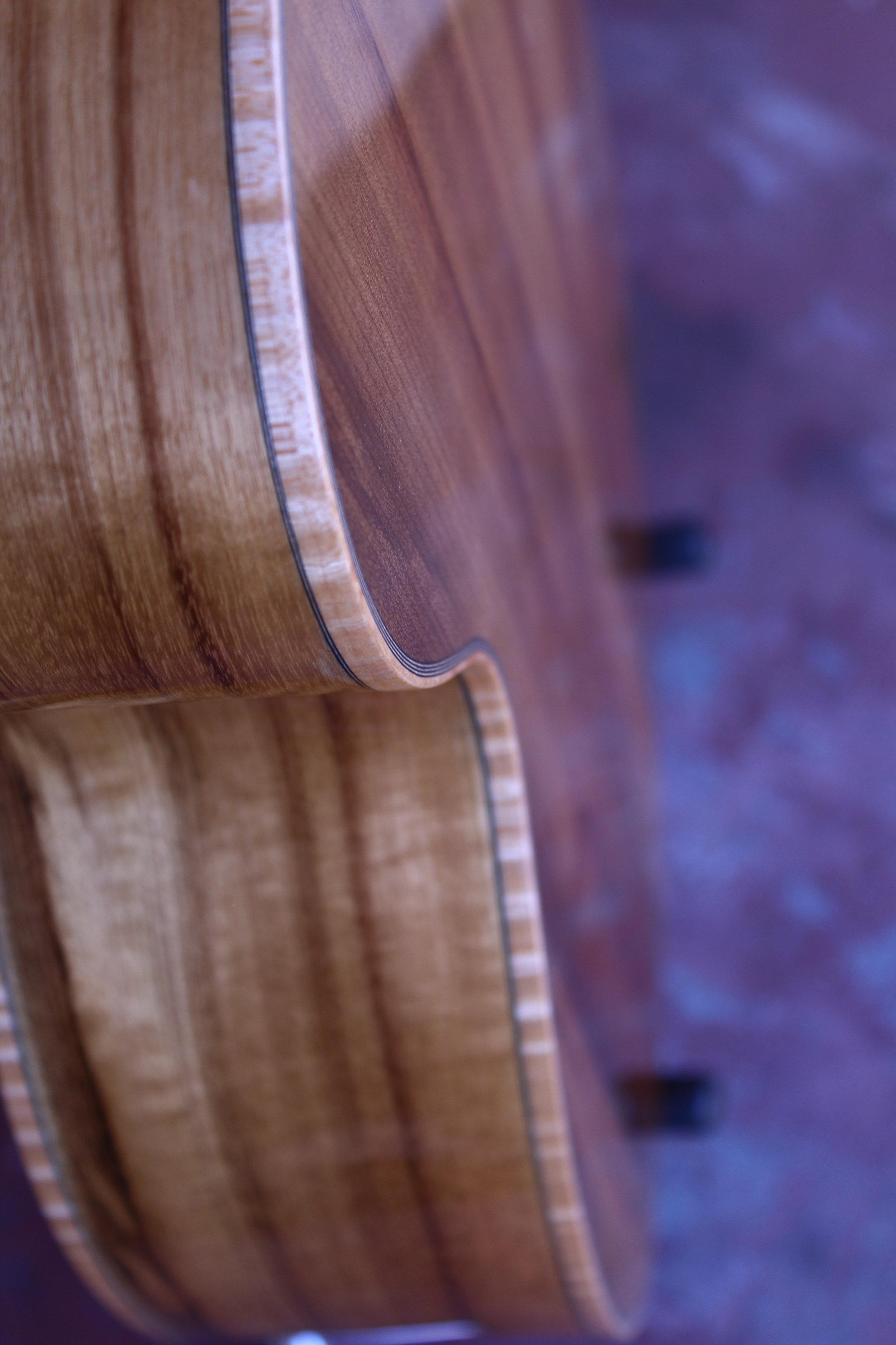 Guitar Binding and purfling