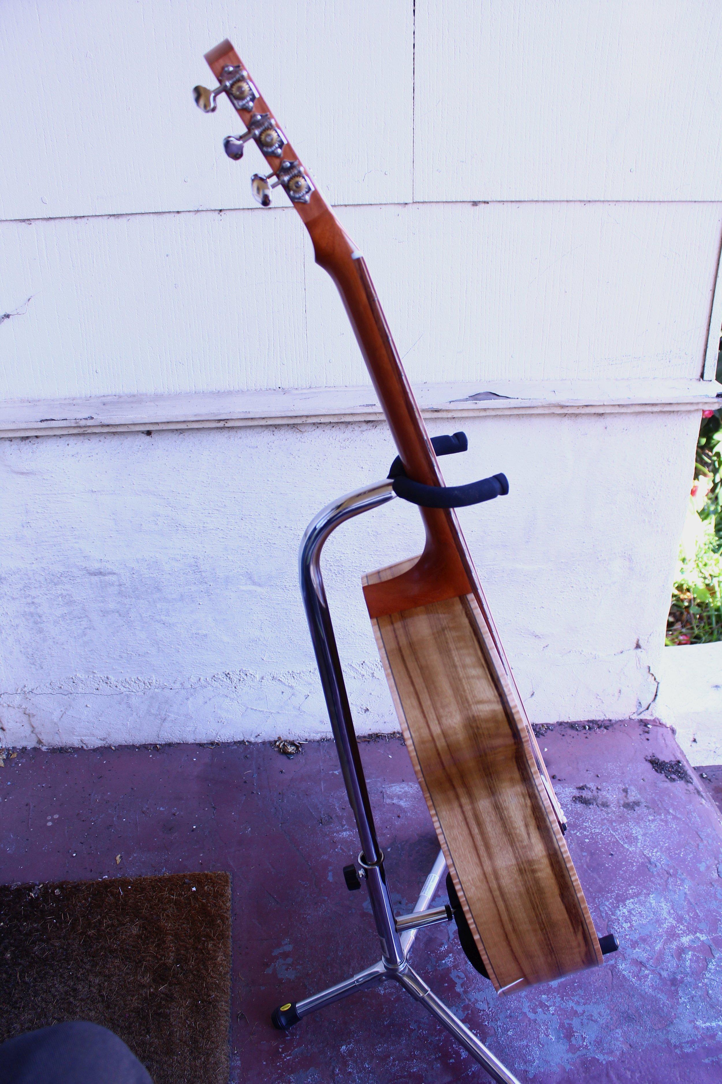 12 fret Acoustic guitar