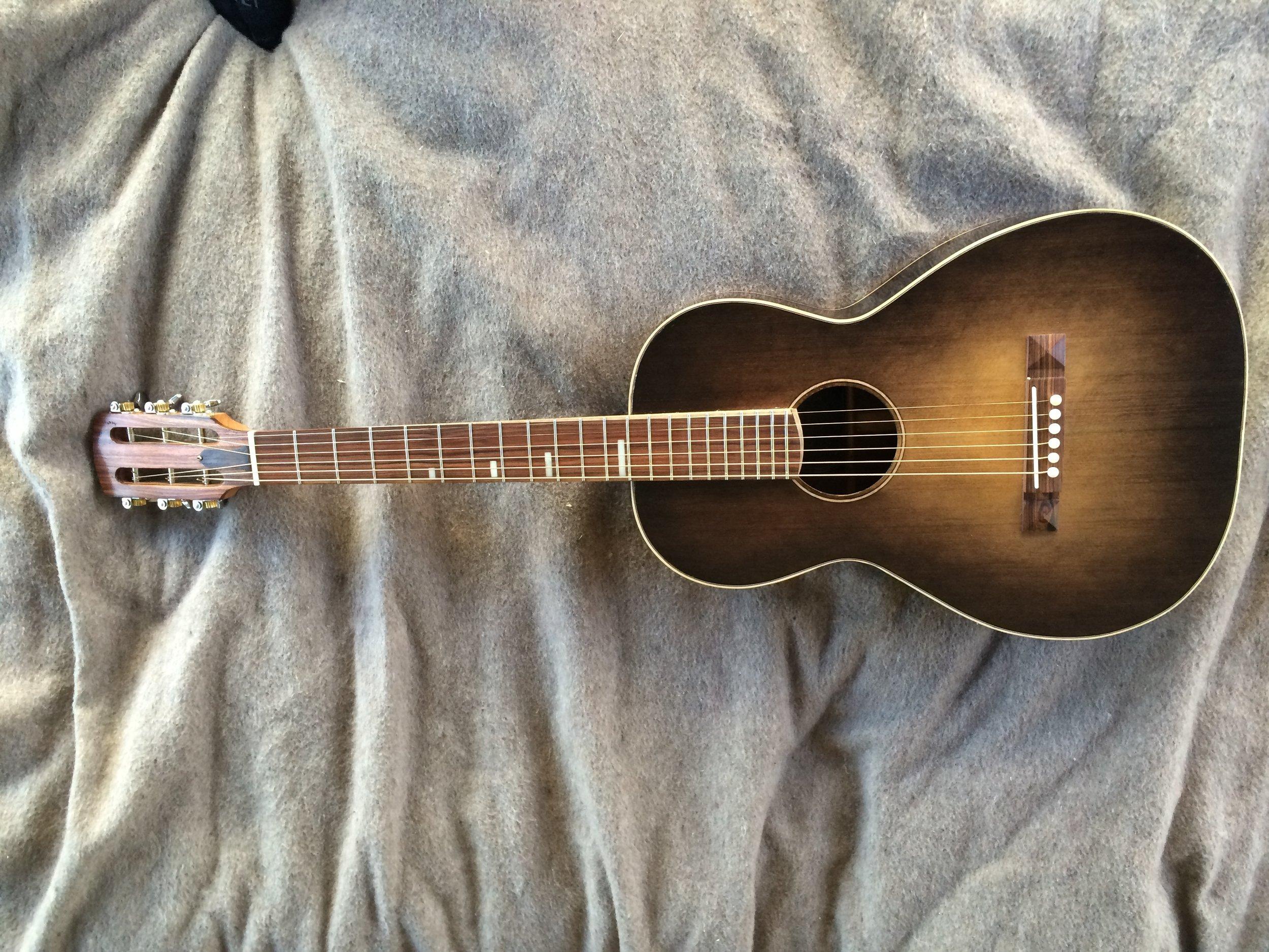 sunburst walnut acoustic guitar.jpg
