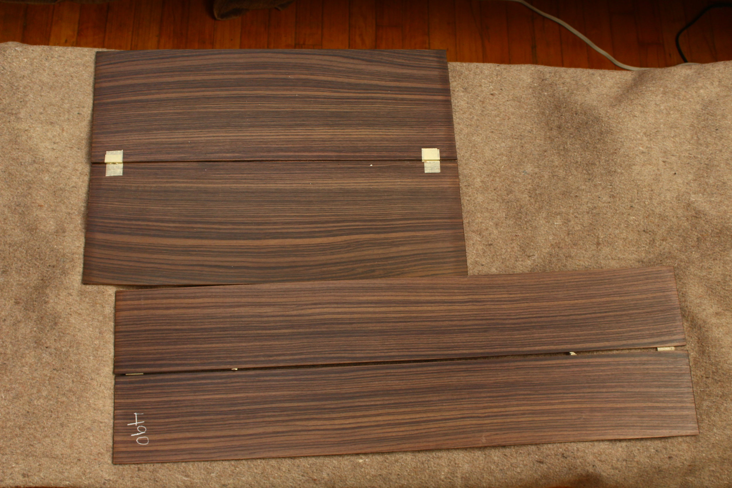 East Indian Rosewood -
