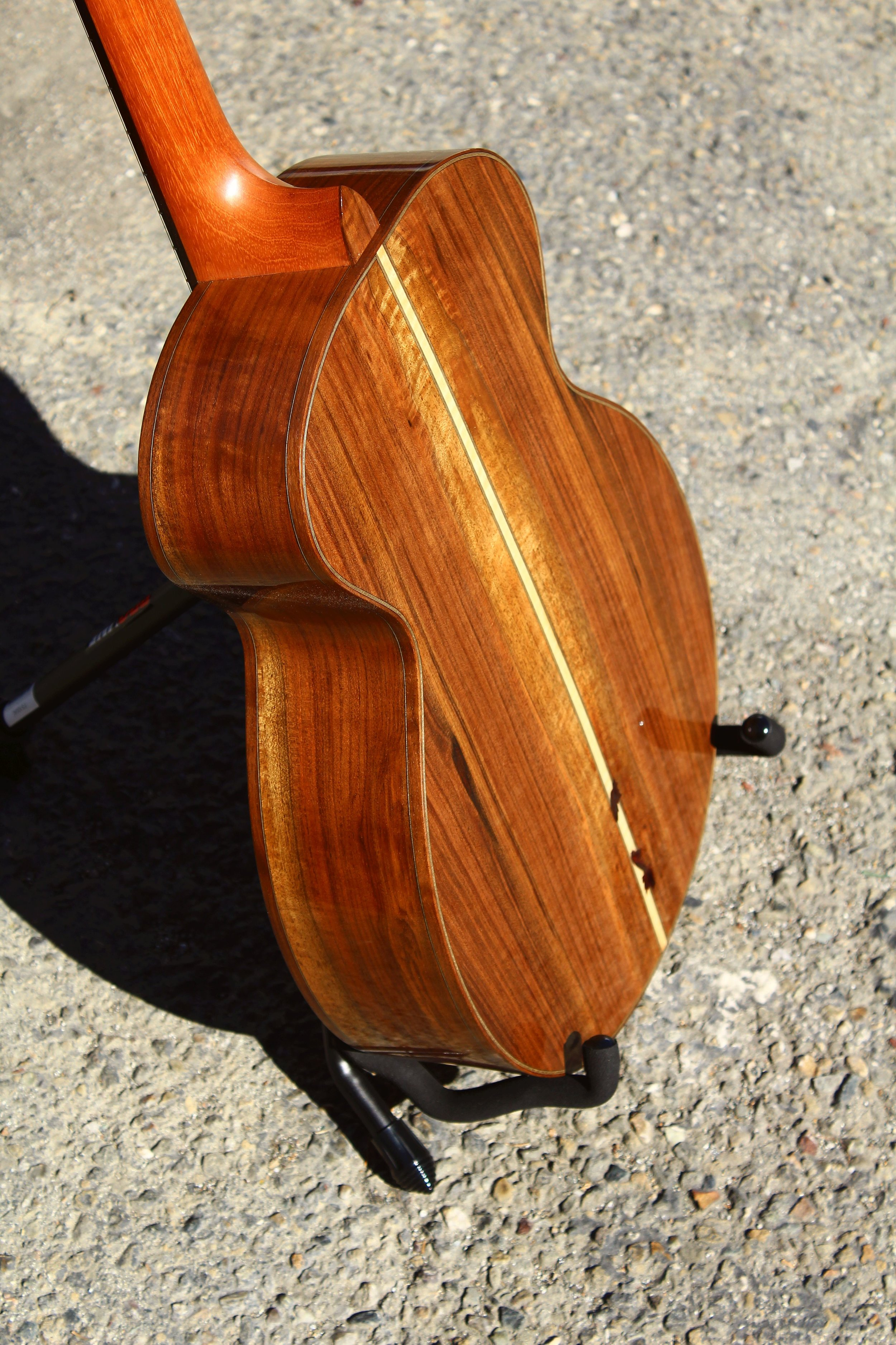 walnut guitar back and sides