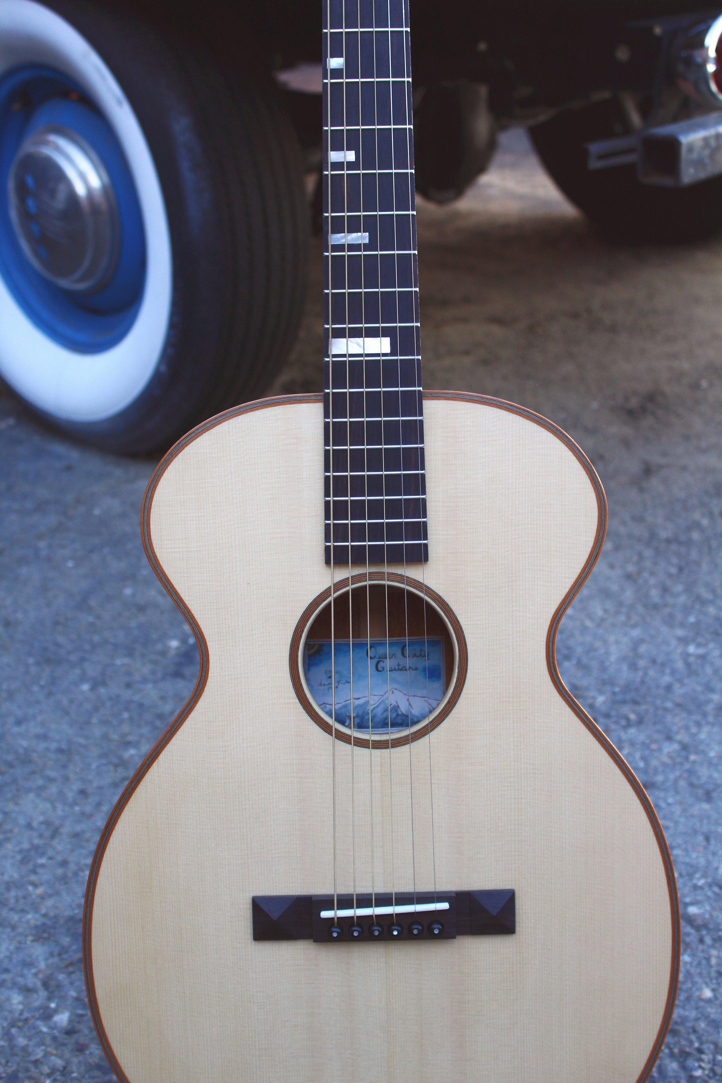 Queen city guitars rb-0