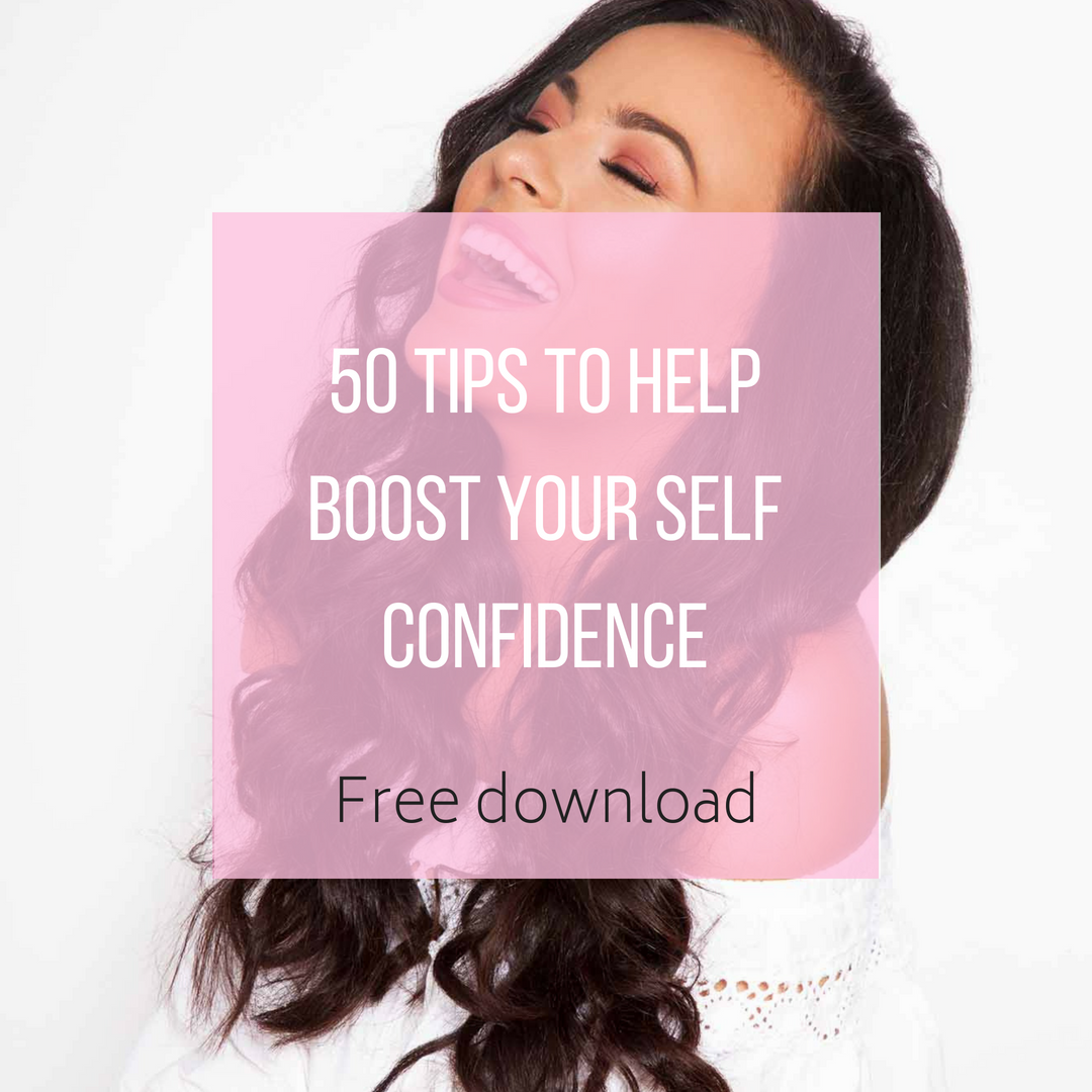 Self Confidence Guide - Have big dreams but feel like something is holding you back? Do you see other successful girls online and wish you had the confidence to do the same?With 50 really easy and practical ways to starts feeling good back yourself, you can stop worrying about yourself and start focusing on your future. Because when you feel good about yourself, nothing can hold you back.Click here to download.