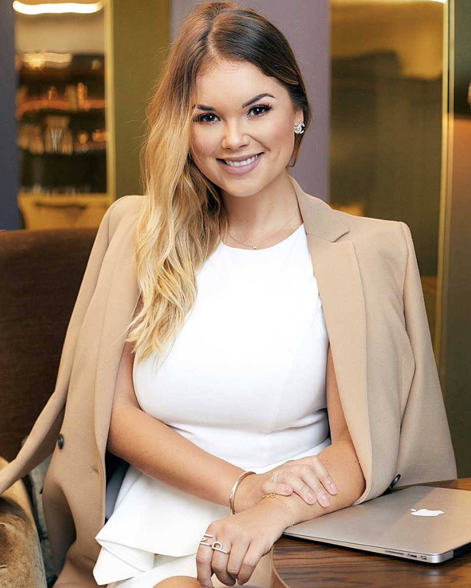 Mia Plecic - Known as The Startup CEO, Mia is the queen of ecommerce and branding.  With no formal qualifications, just a hell of a lot of guts, she has founded 6 international companies and isn't stopping any time soon.  She loves documenting her journey of being a girl boss and is changing the game on what it means to be an influencer online.WEBSITE | INSTAGRAM | YOUTUBE