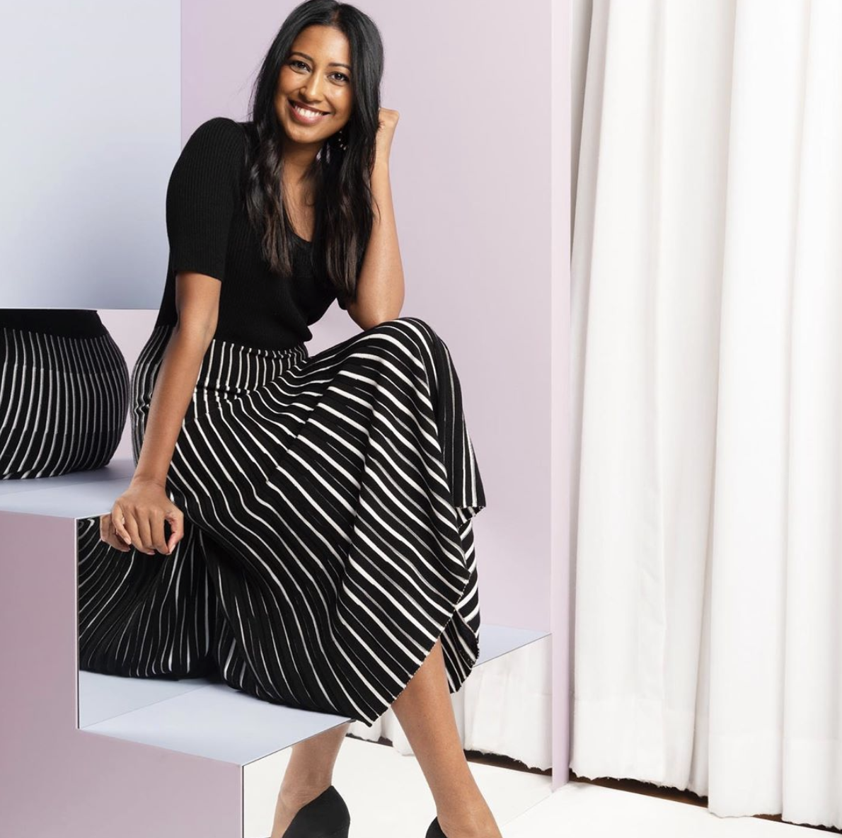 Tina Abeysekara - Hydrologist turned trained Stylist, Tina has created a massive online blog that focuses on affordable fashion that makes you feel a million dollars for under $150!WEBSITE | INSTAGRAM