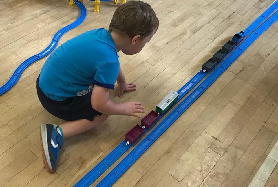 activities for kids toddler preschool events parties Sydney Buzz Train Play