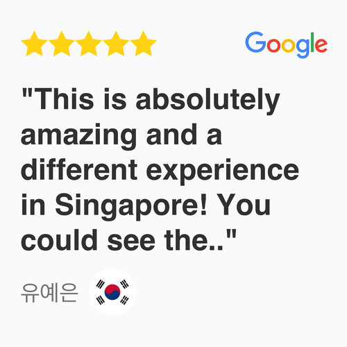 Copy of Review for kayak fishing tour the playground. Fishing in Singapore: This is absolutely amazing and a different experience in Singapore!