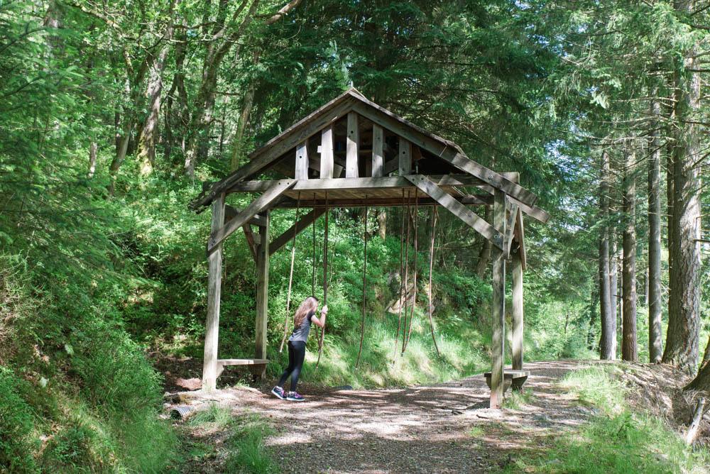 Loch Drunkie Sound Station