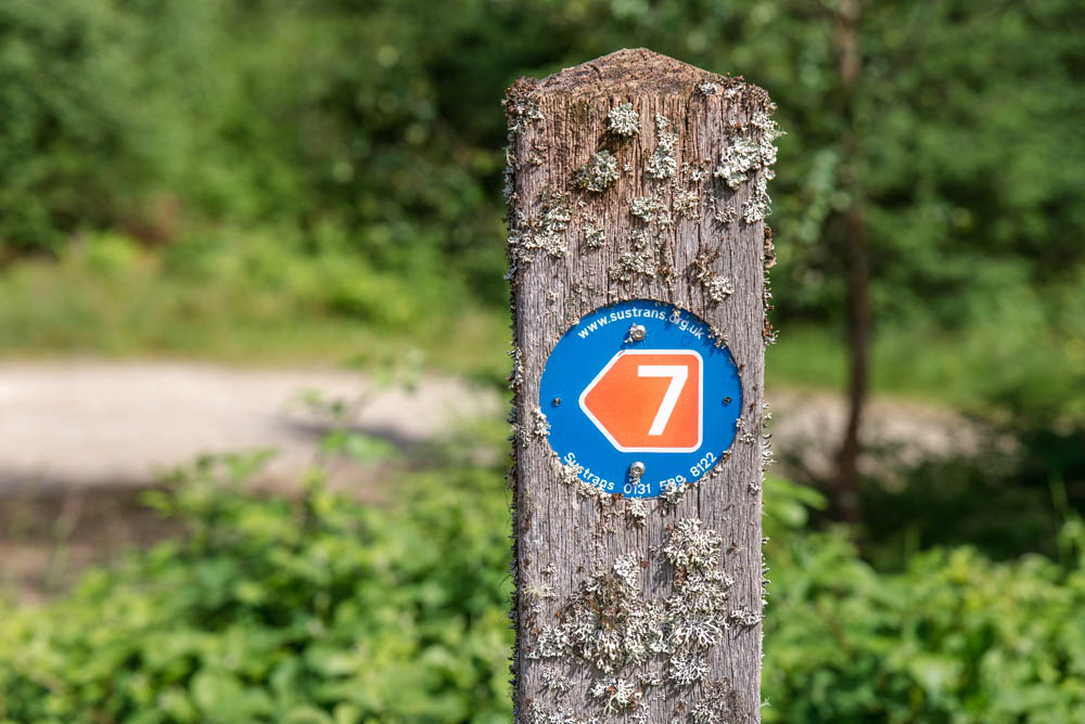 The No. 7 Cycle Route