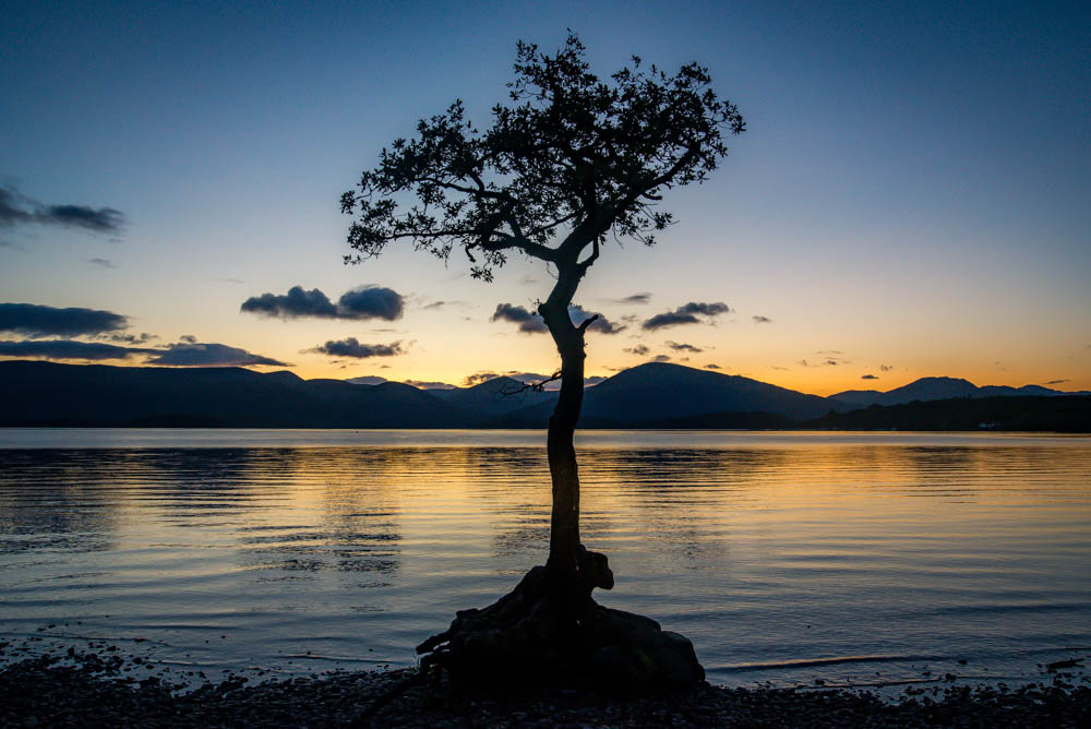 EAST LOCH LOMOND -