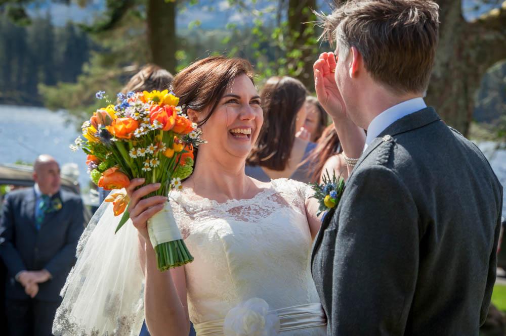Altskeith House Wedding