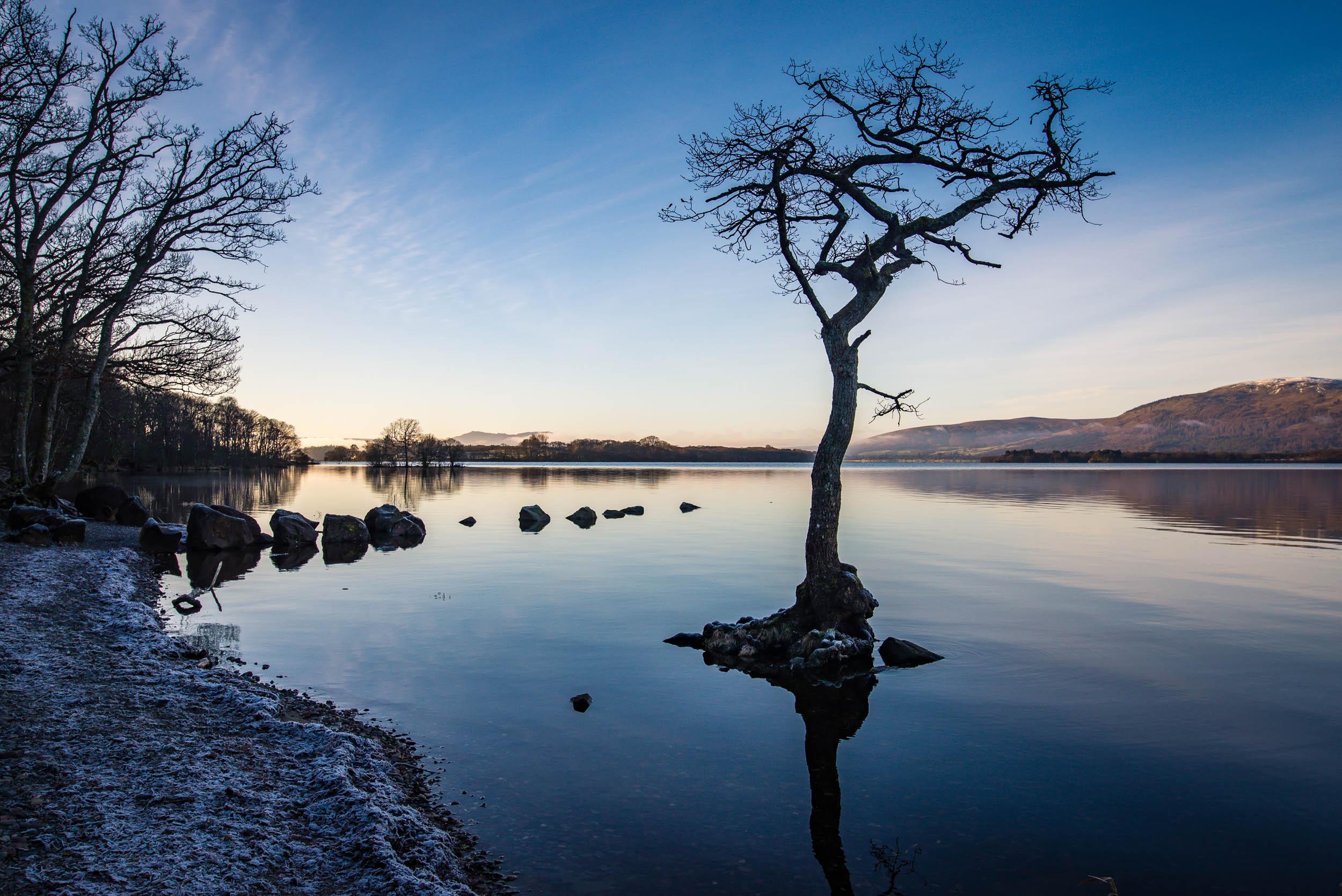 Millarrochy Bay, Loch Lomond