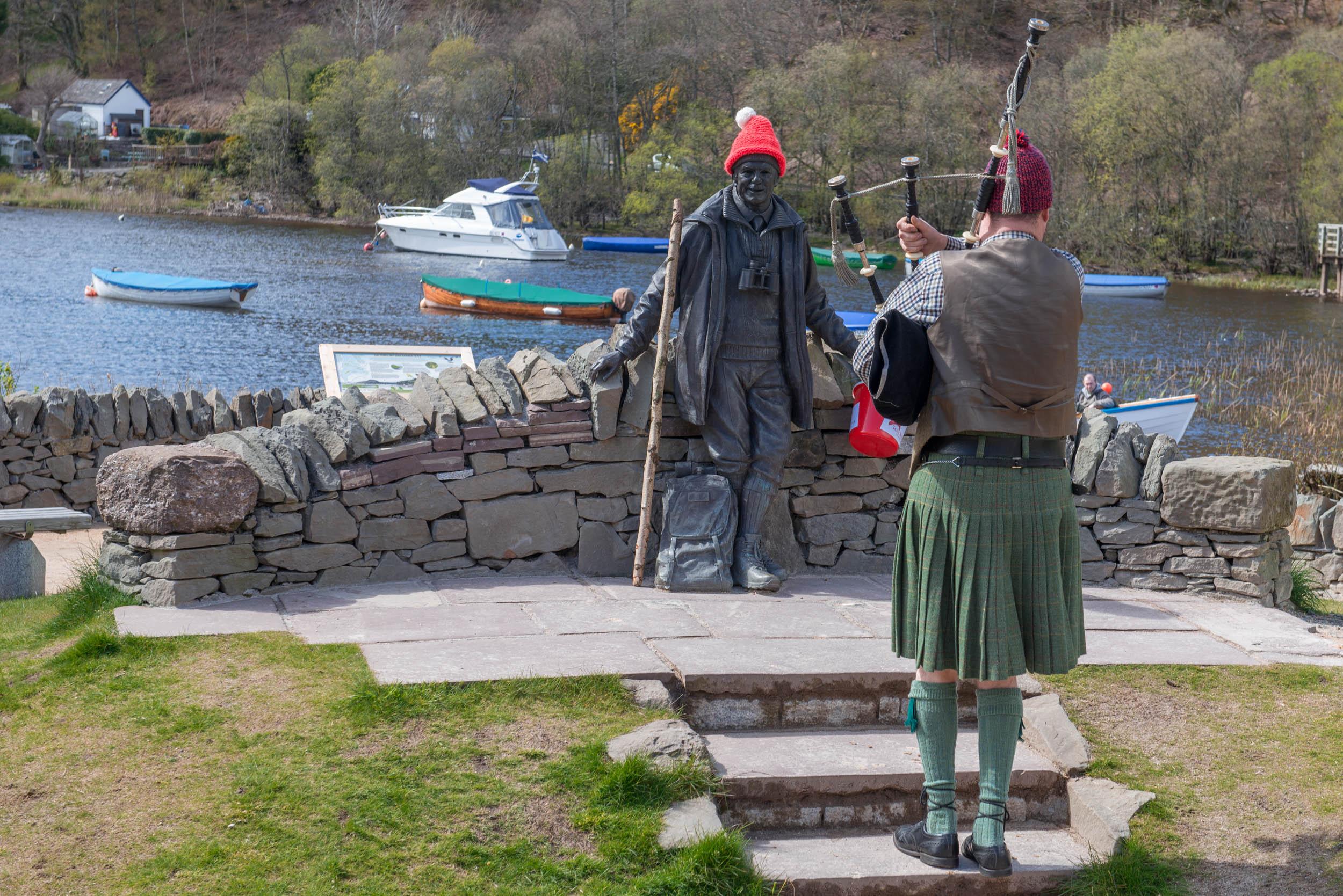 Weir's Rest, Balmaha, Loch Lomond