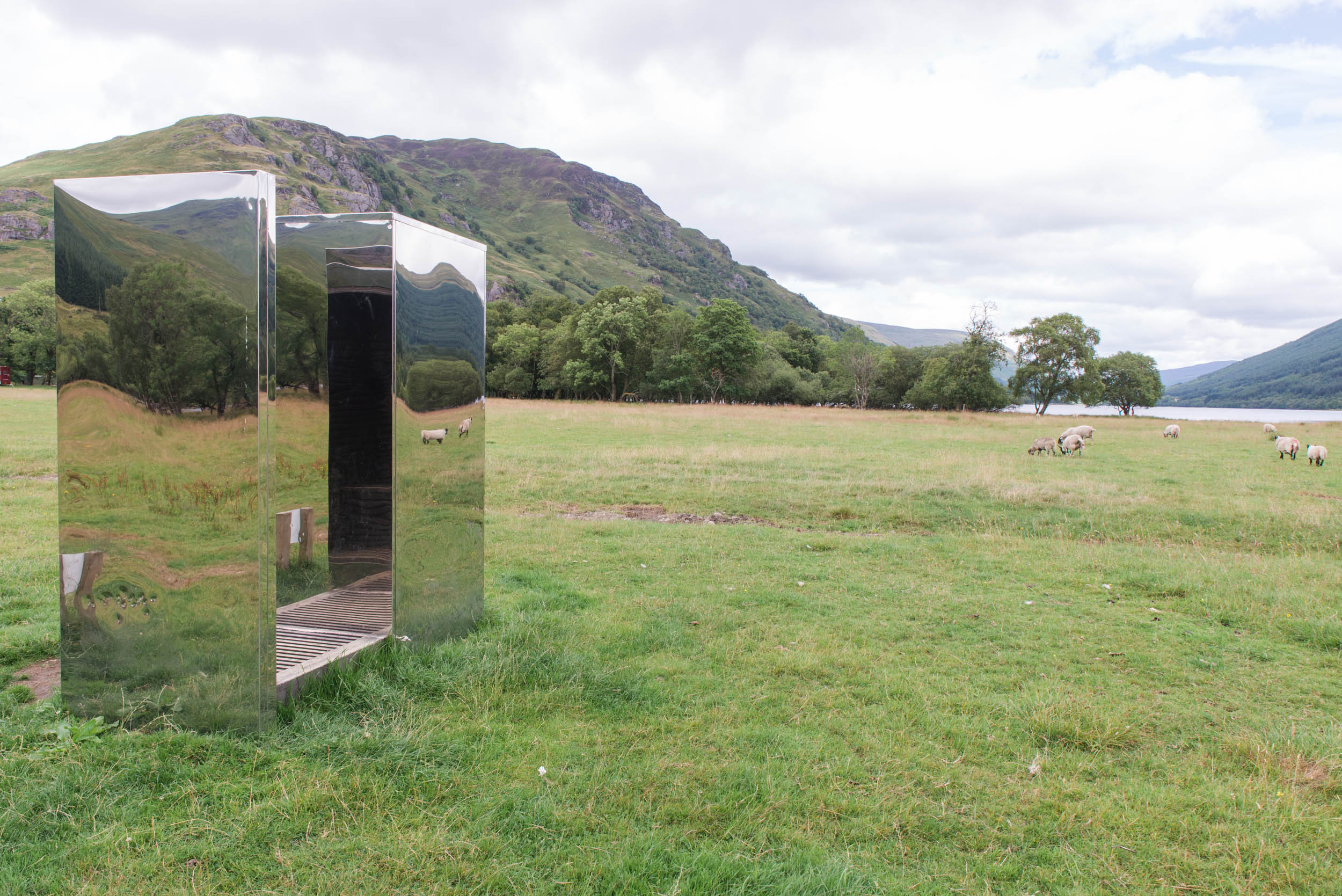 Look Out Loch Voil & Loch Doine