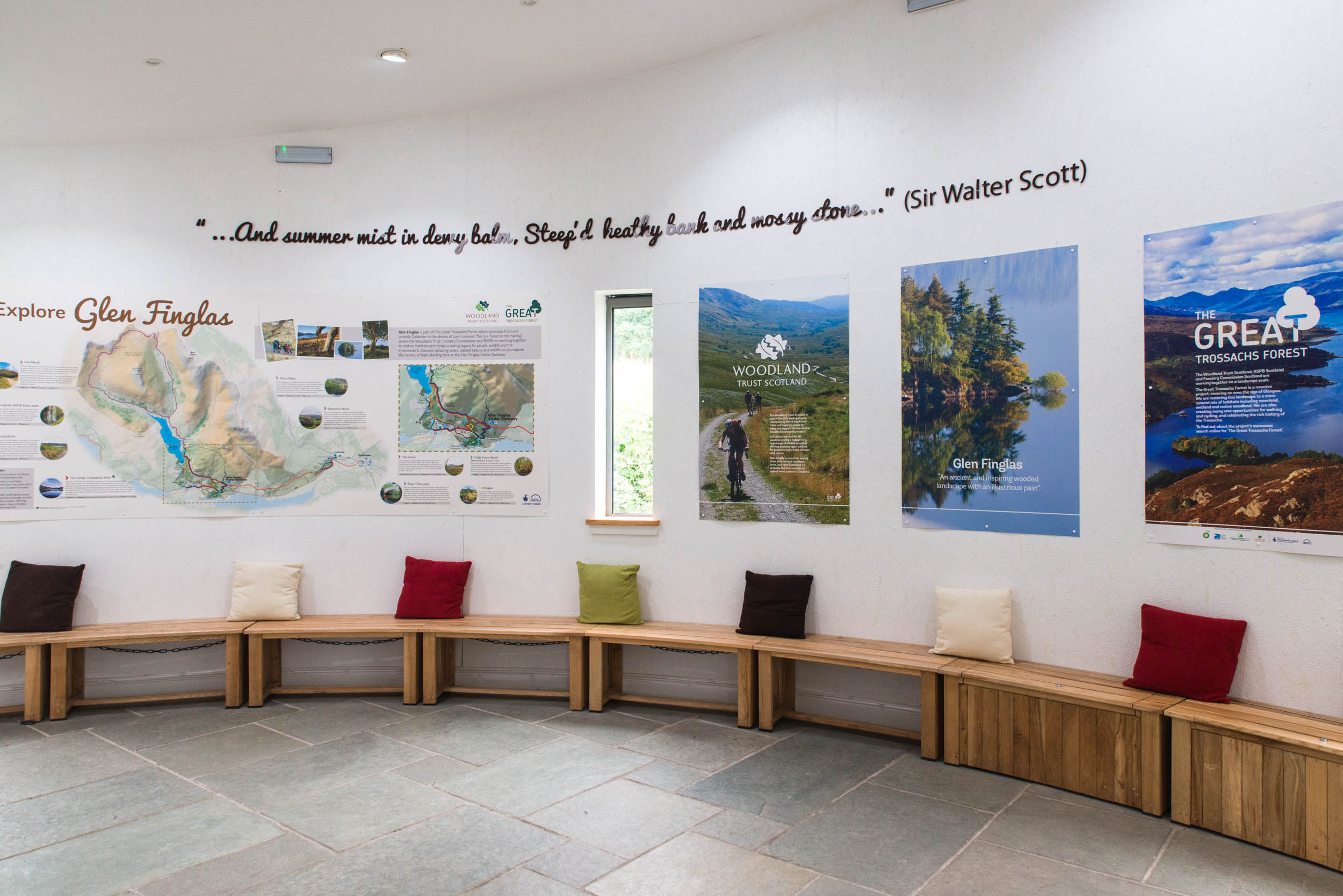 Glen Finglas Visitor Centre