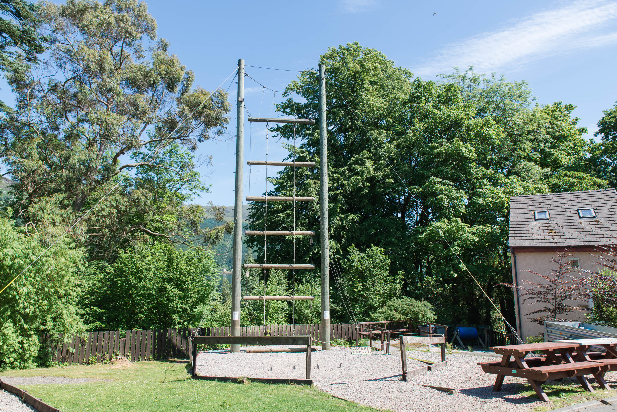 Jacob's Ladder, Ardroy Outdoor Centre