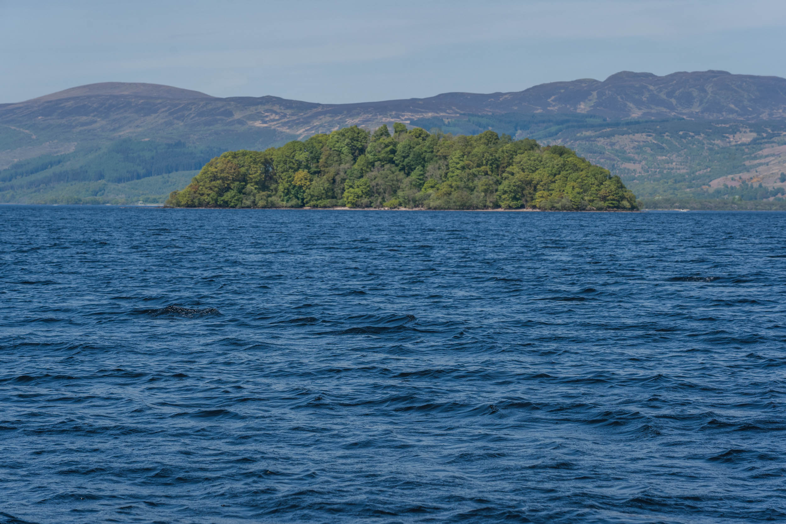 Creinch Island