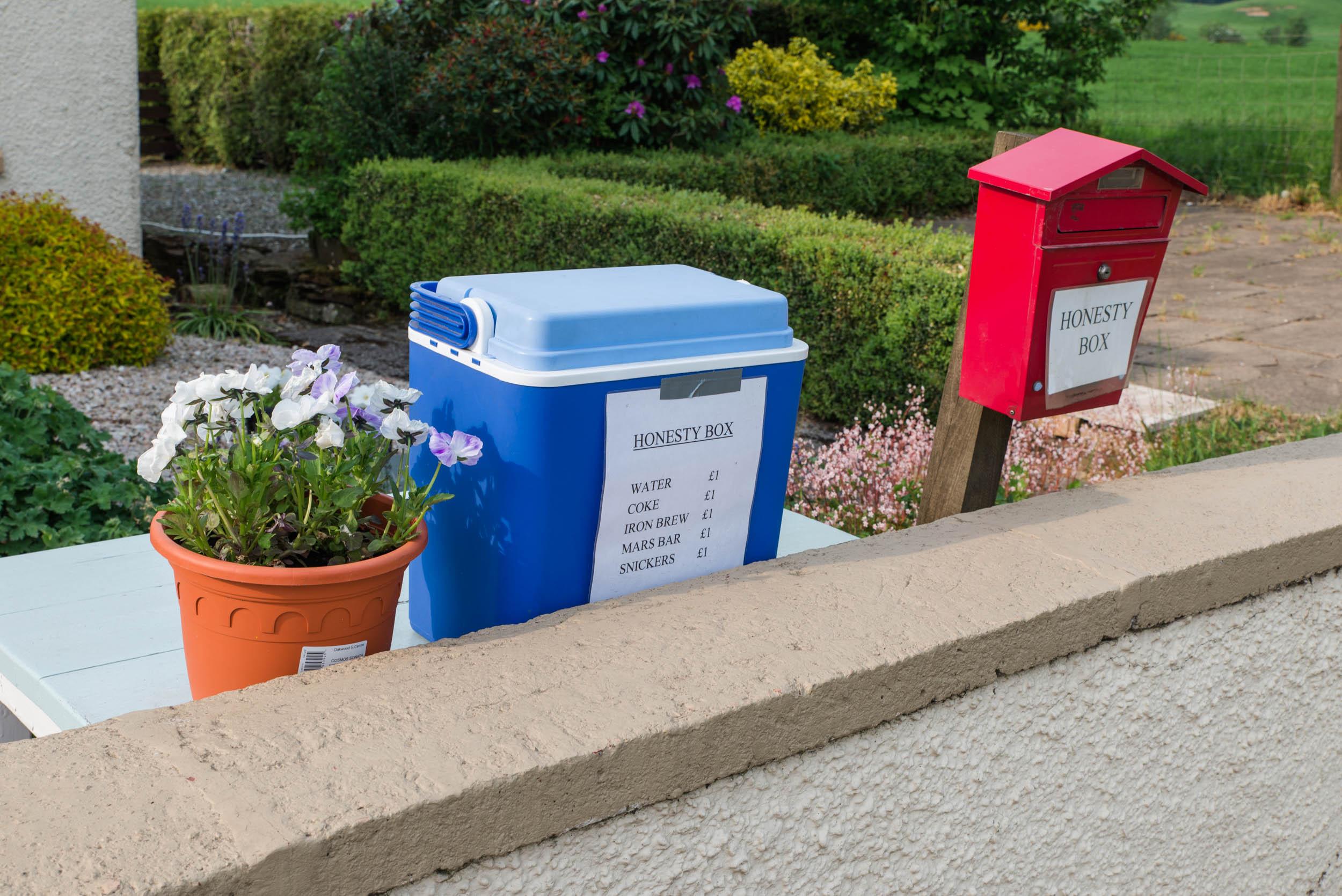 Honesty Box, West Highland Way
