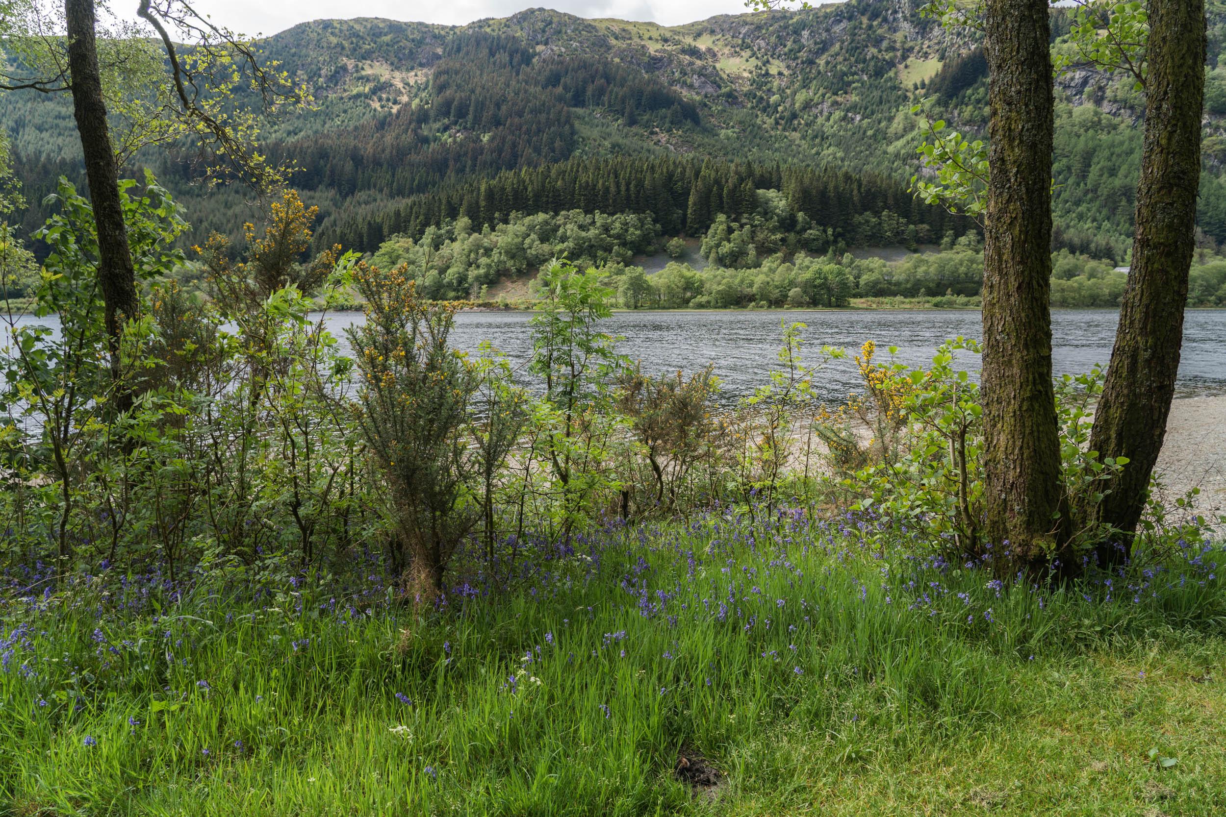 Loch Lubnaig, near Callander