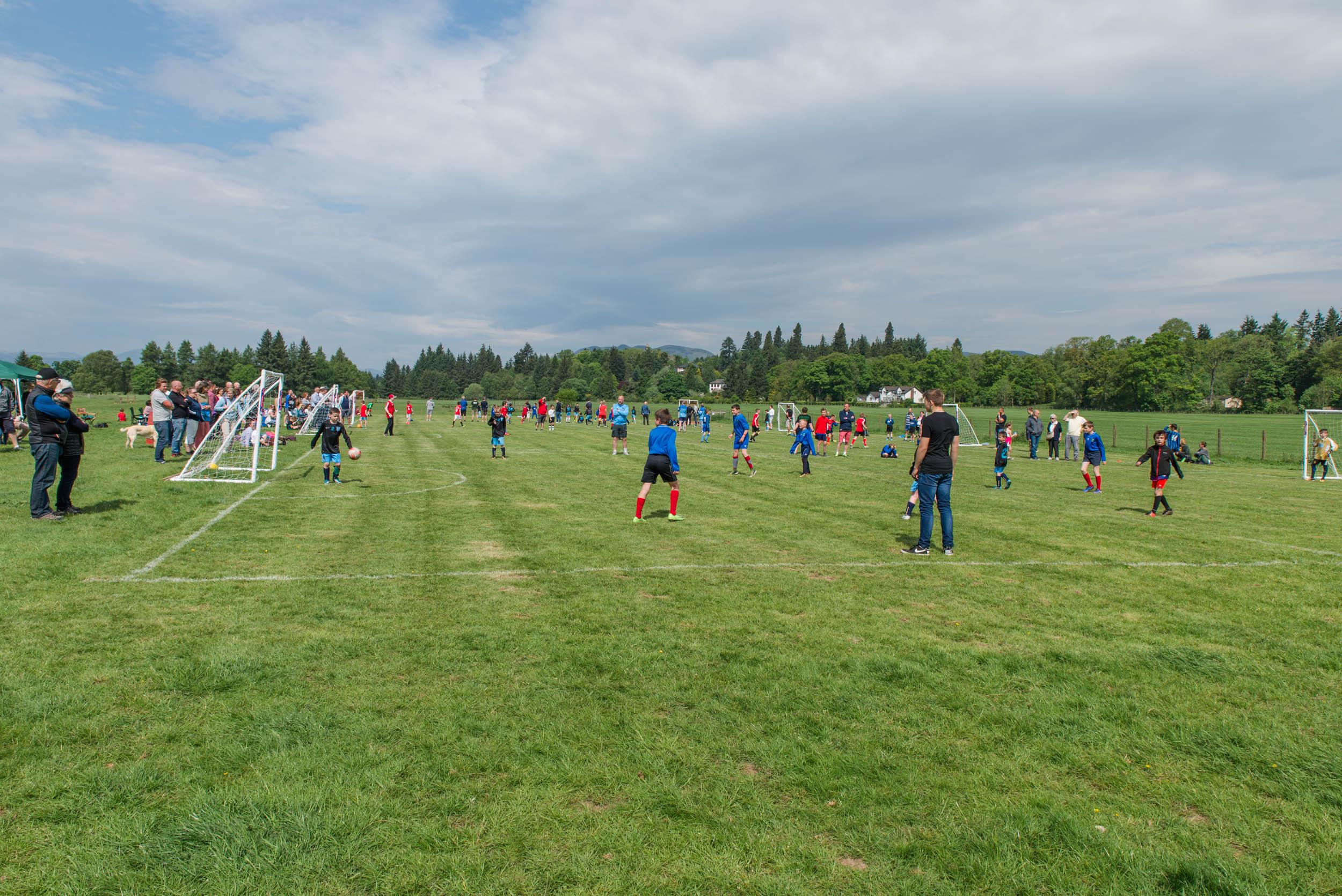 Drymen Show Football Tournament