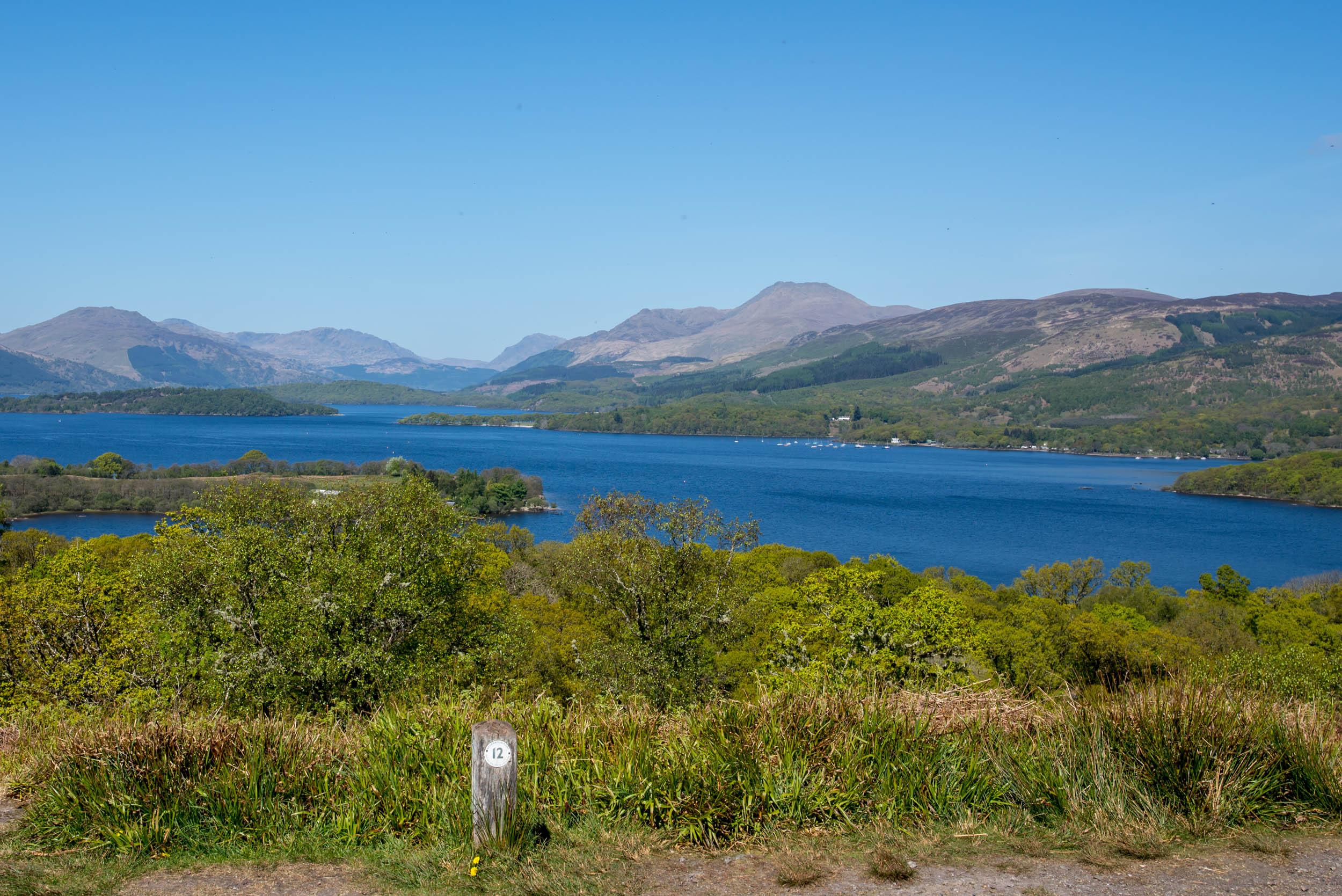 Inchcailloch Island, Loch Lomond