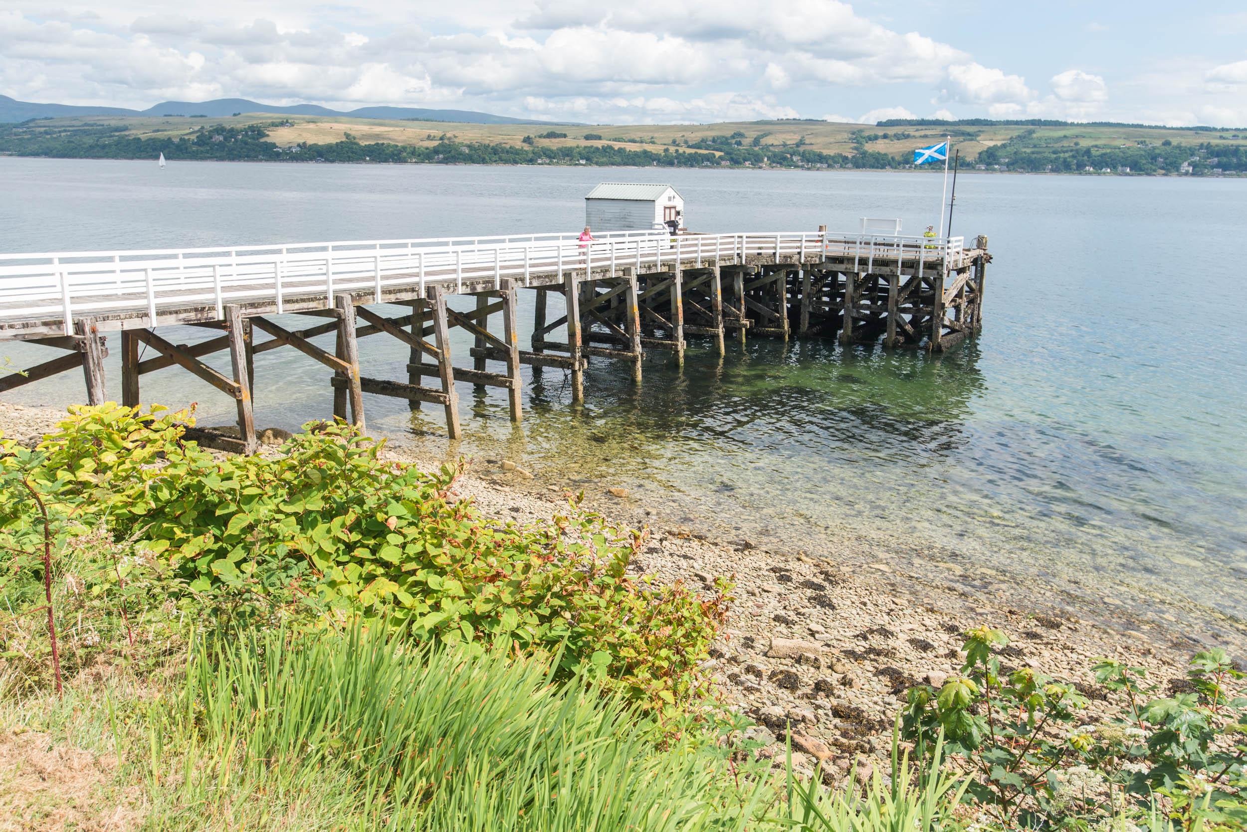 Blairmore, Loch Long