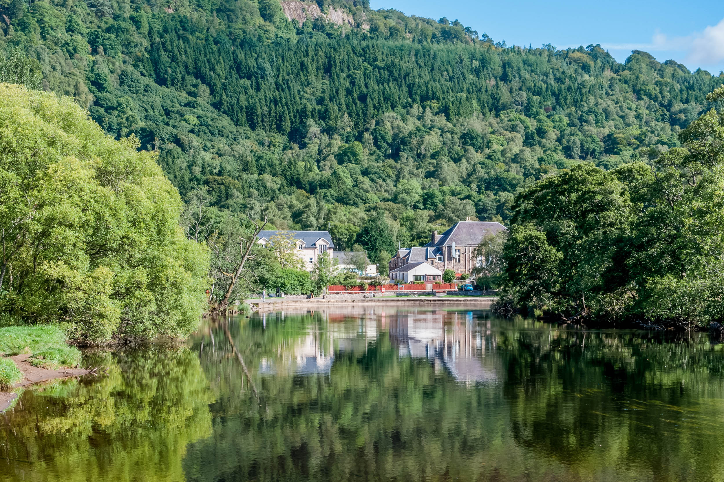 Callander, Trossachs