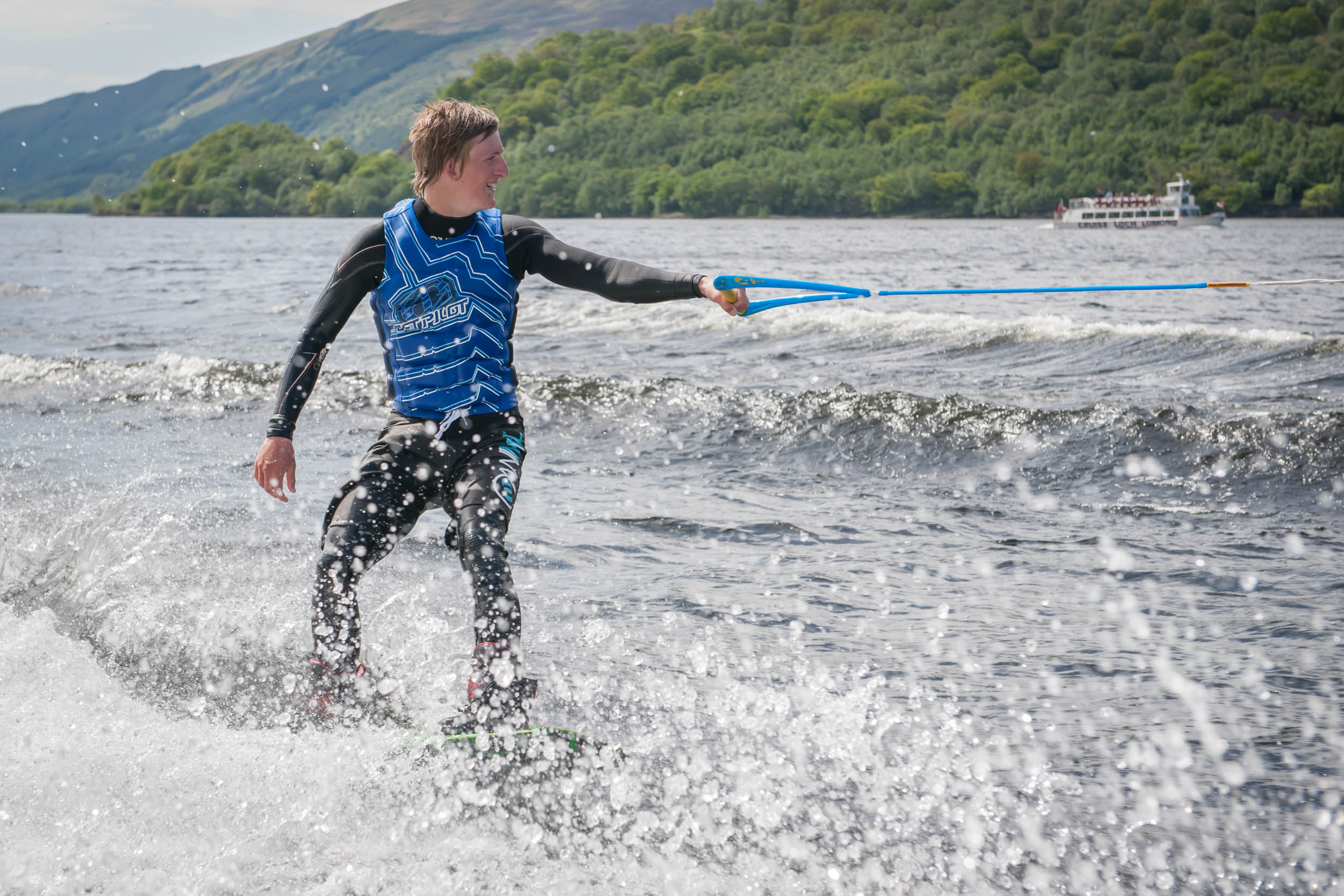 Loch Lomond Wakeboard, Ardlui