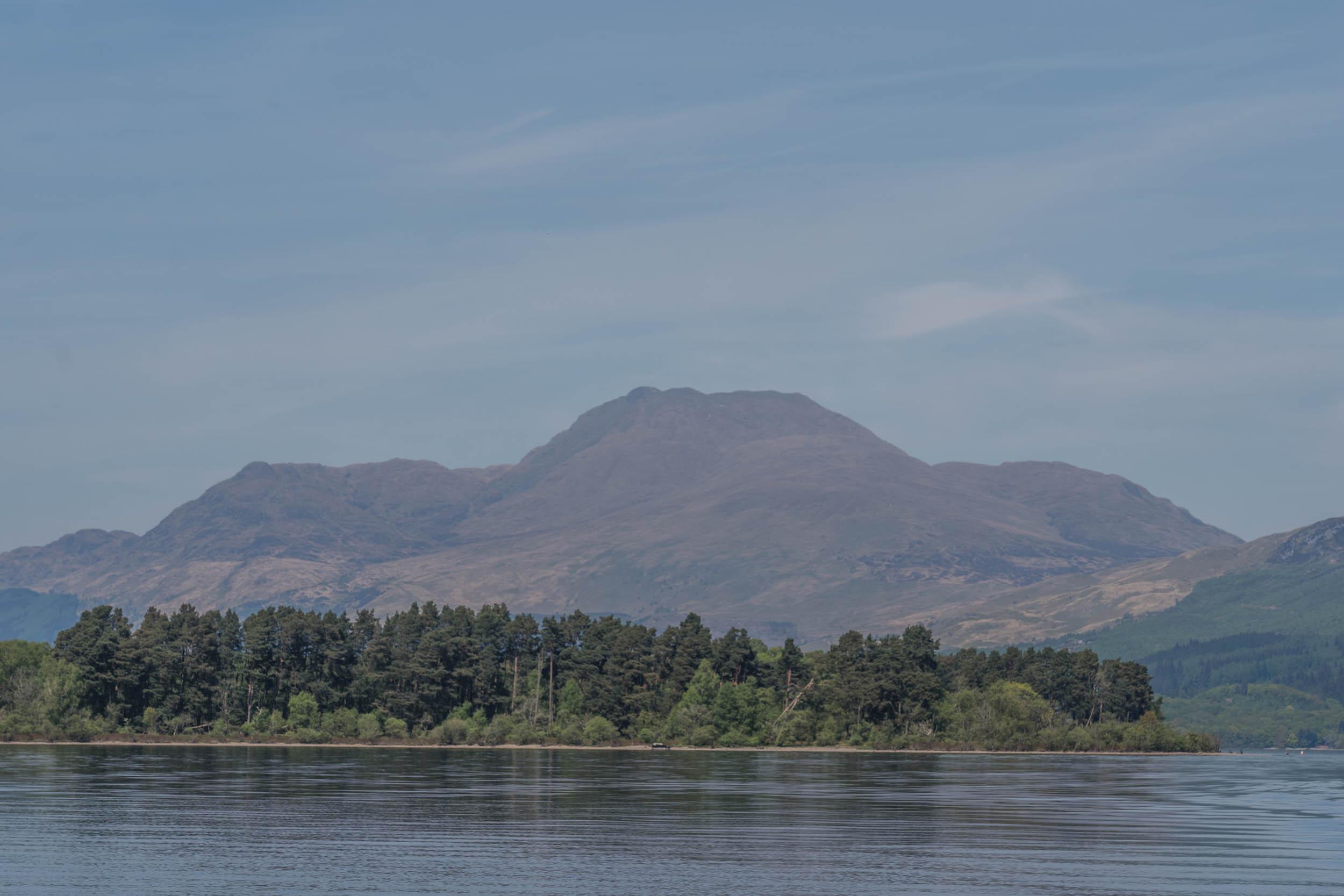 Bucinch Island, Loch Lomond