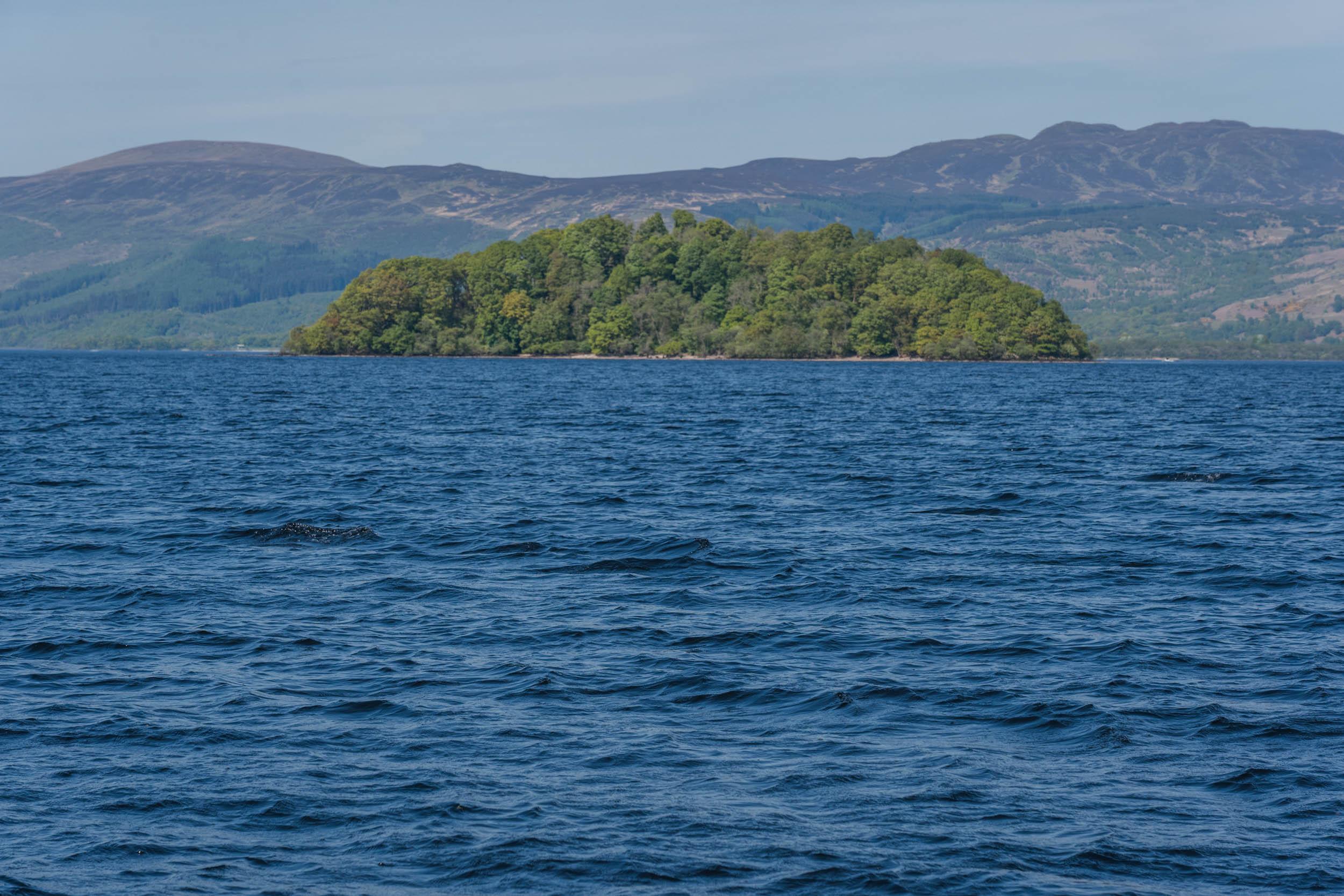 Creinch Island, Loch Lomond